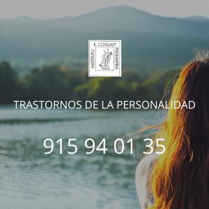 Trastornos de la personalidad | Tratamiento psiquiátrico Madrid