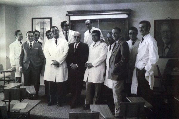 Historia Instituto Rafael Coullaut Psiquiatría